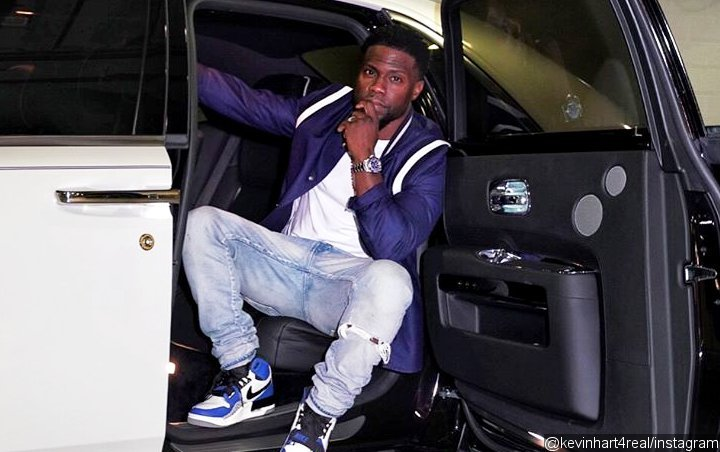 Kevin Hart Blown Away by Sold-Out Shows in Australia Amid Oscars Controversy