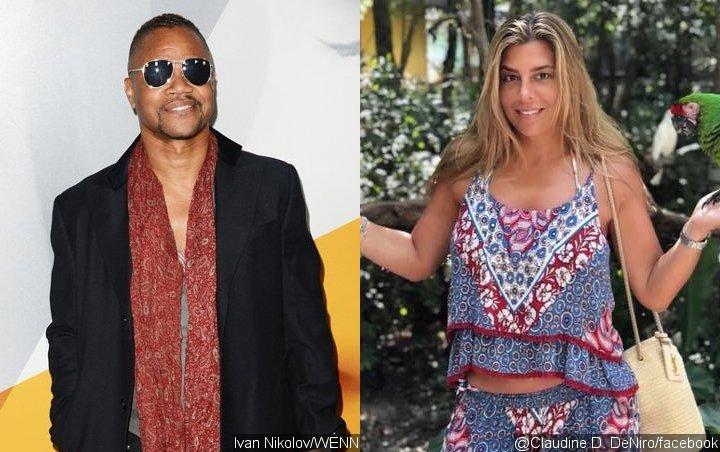 Cuba Gooding Jr. Hooking Up With Robert De Niro's Daughter-In-Law?