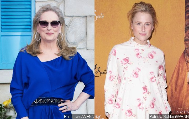Meryl Streep Set to Become First Time Grandmother