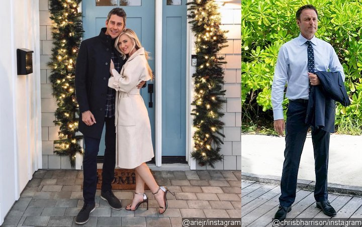 These Are Arie Luyendyk Jr. and Lauren Burnham's Possible Baby Names, Says Chris Harrison