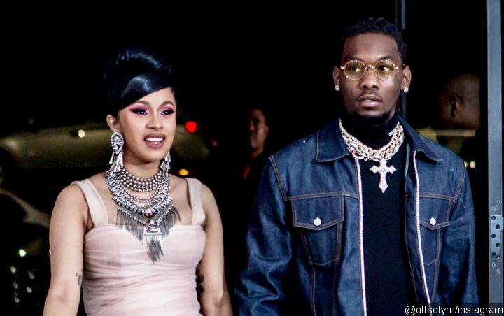 Cardi B Allegedly Not Getting Divorce From Offset Because She's Pregnant Again
