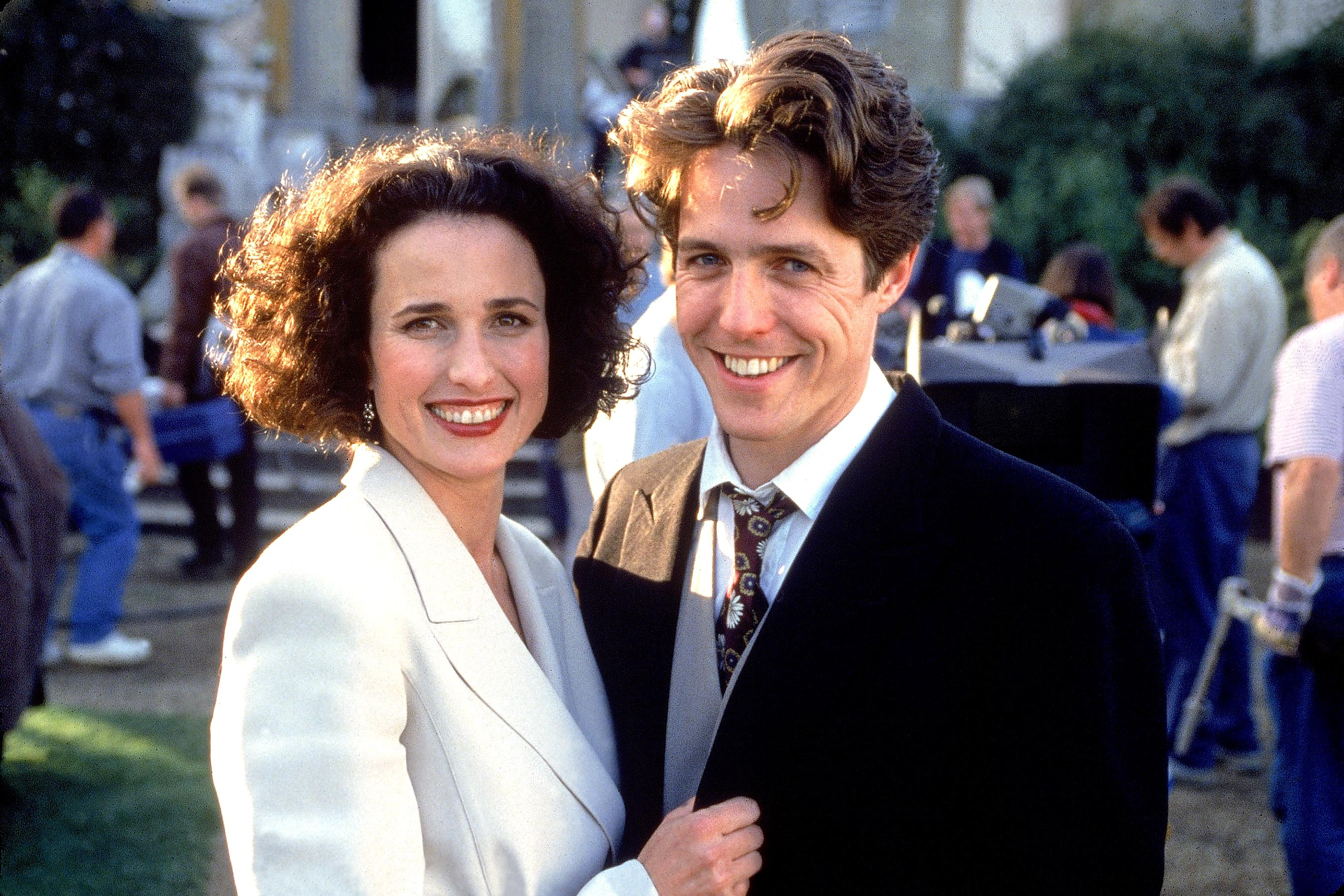 Four Weddings and a Funeral: Hugh Grant, Andie MacDowell reuniting for Red Nose Day