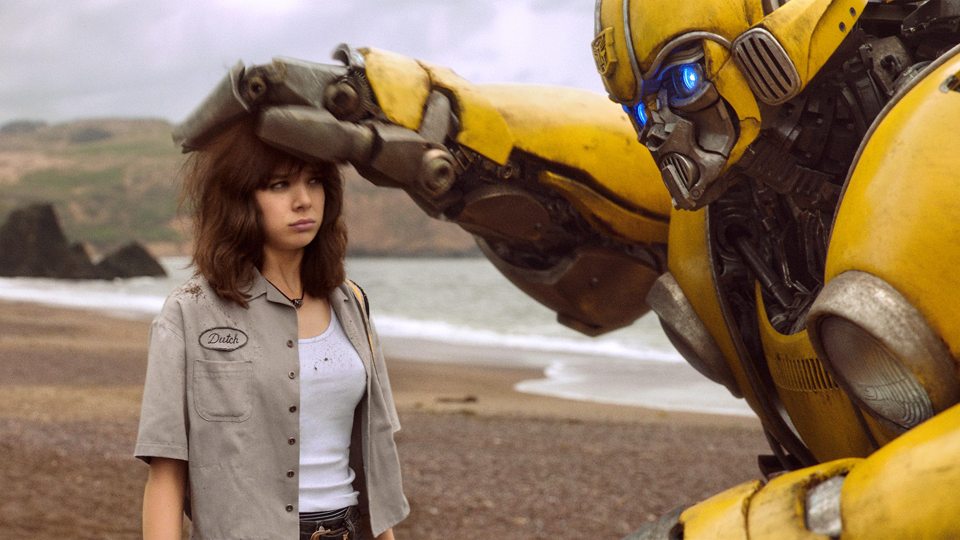 How Bumblebee saves Transformers with a retro-powered journey to the past
