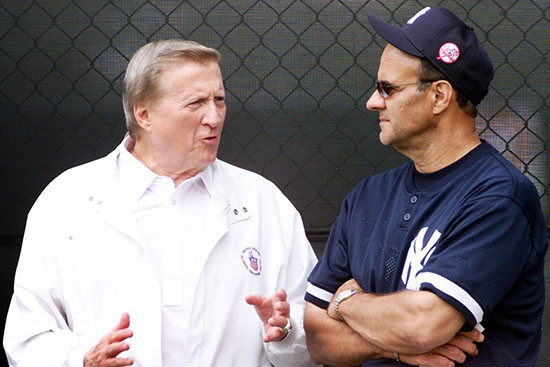 Put George Steinbrenner in the Hall of Fame where he belongs
