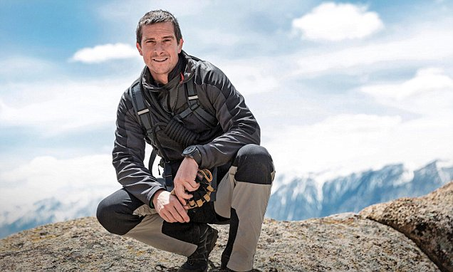 Bear Grylls says Scouts can lead fight against extremism