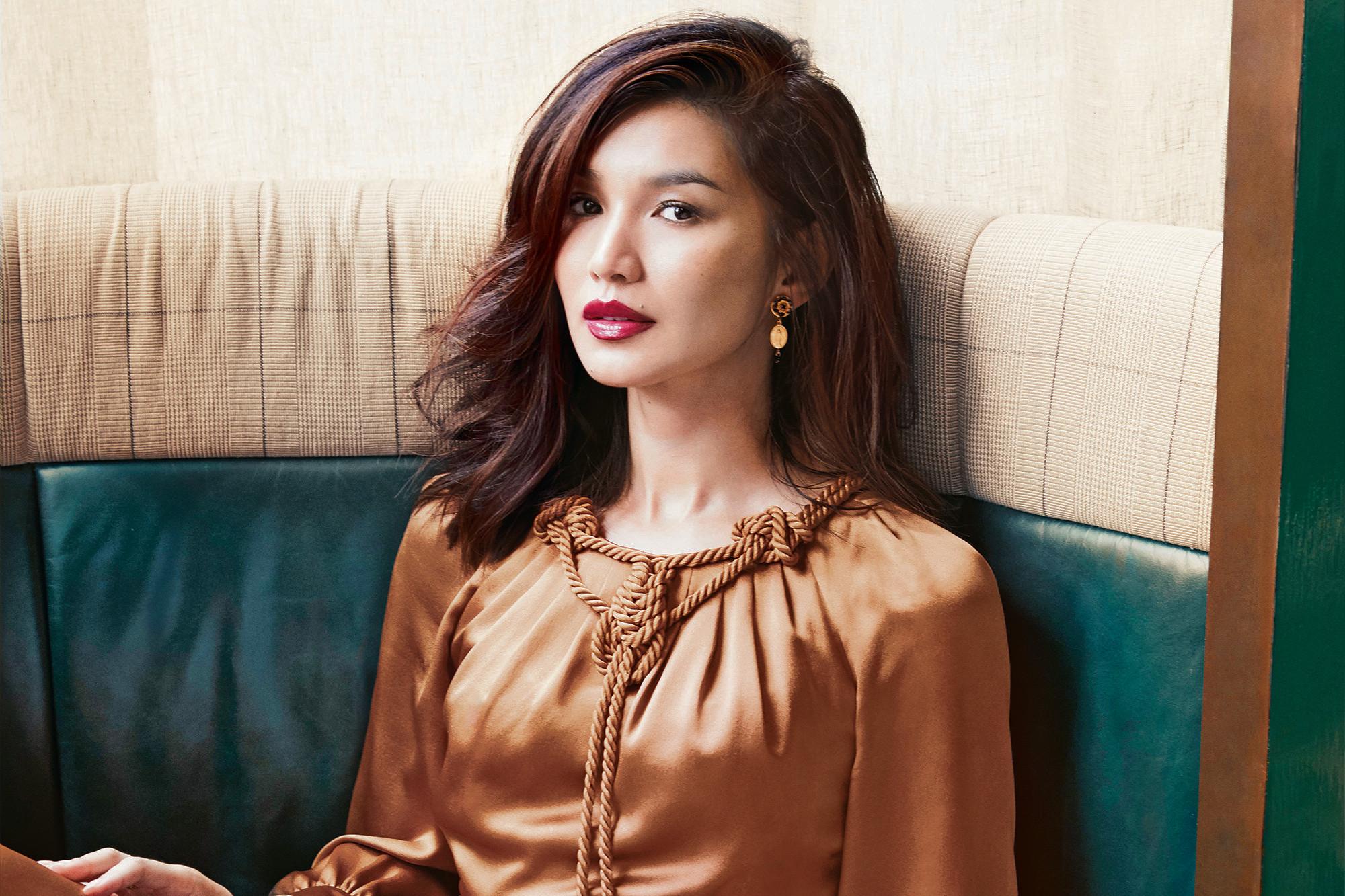 'Crazy Rich Asians' star Gemma Chan heats up Hollywood