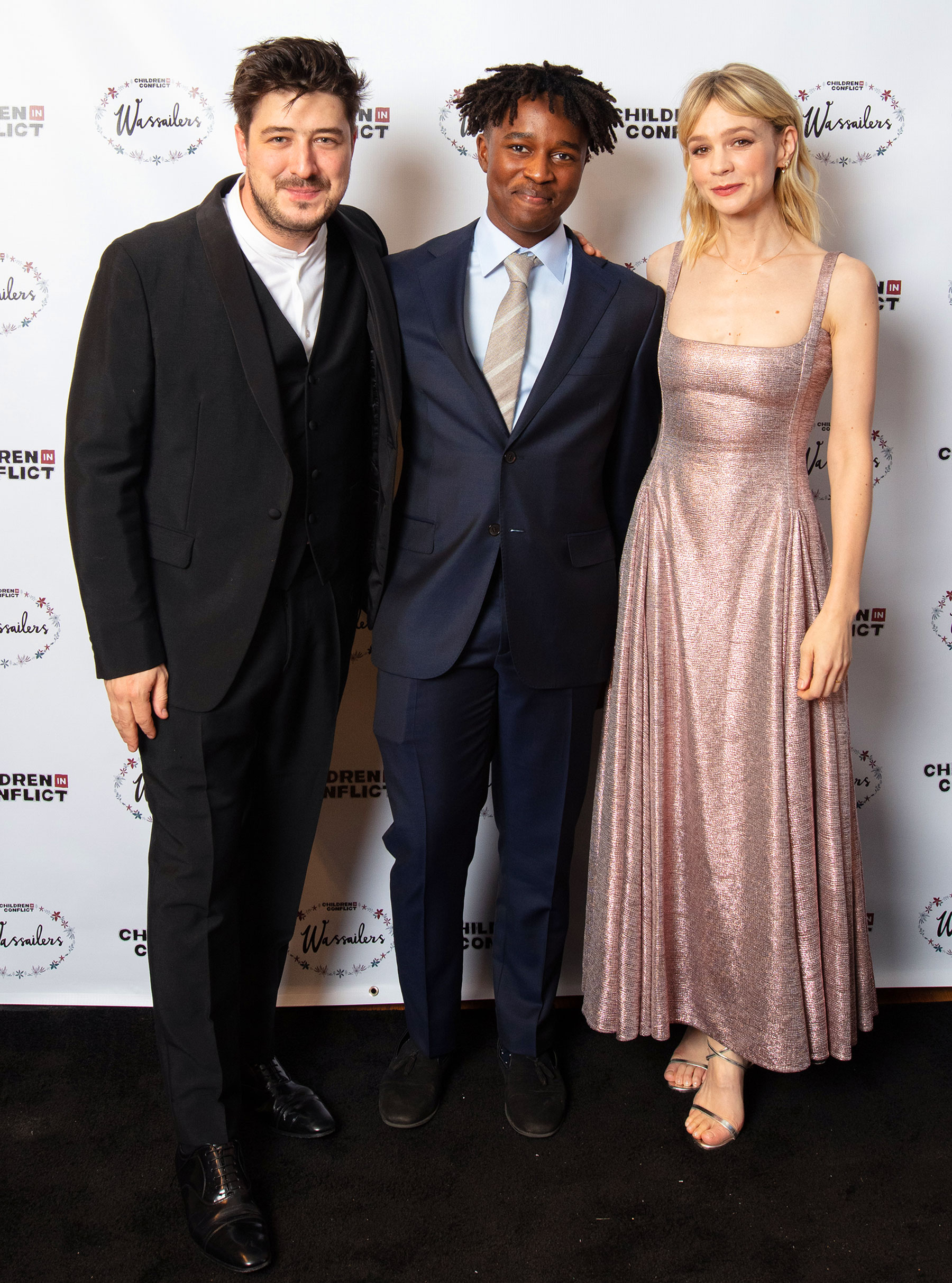 Carey Mulligan and Marcus Mumford Team Up with Child Refugee to Raise Awareness for Children in Conflict