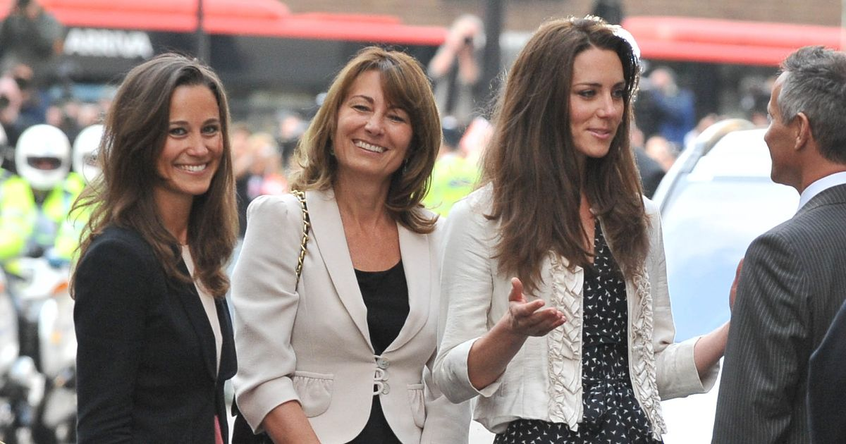Kate Middleton's mum reveals biggest fear about her daughter