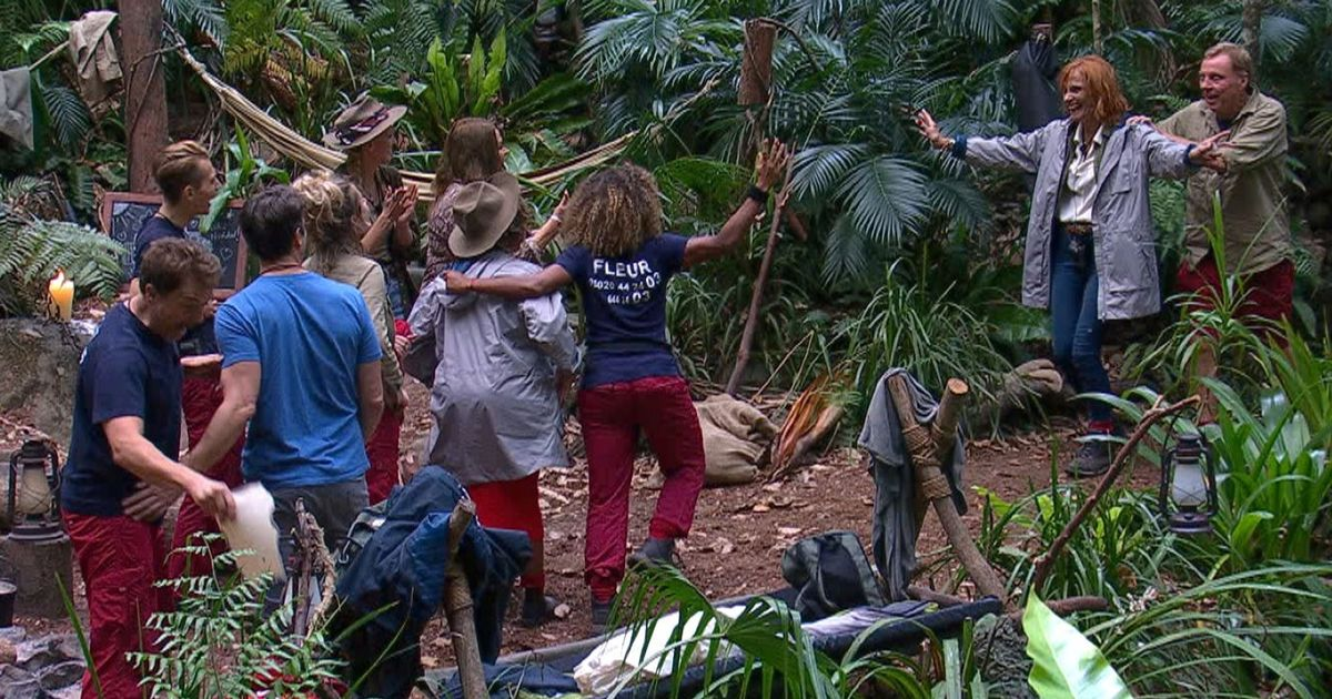 I'm A Celeb campmates meet their families as Emily Atack has shock confession