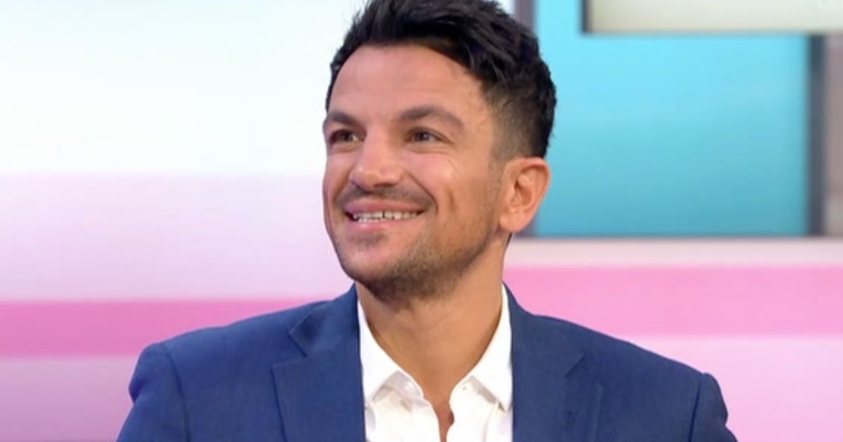 Peter Andre passing on his heritage to son Theo, two, by making him bilingual