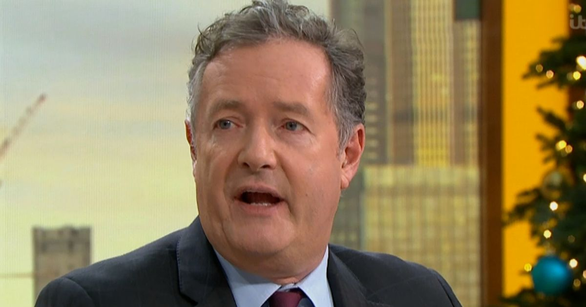 Piers Morgan's brutal tirade at 'vile' trophy hunter praised by GMB viewers