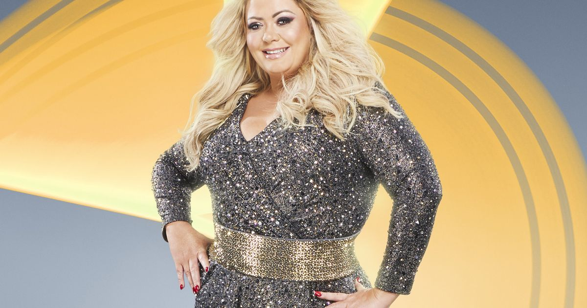 TOWIE star Gemma Collins hopes to inspire 'curvy girls' in Dancing On Ice