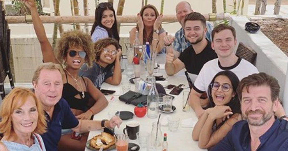 I'm A Celeb cast celebrate last supper in Oz – but 2 big names are missing