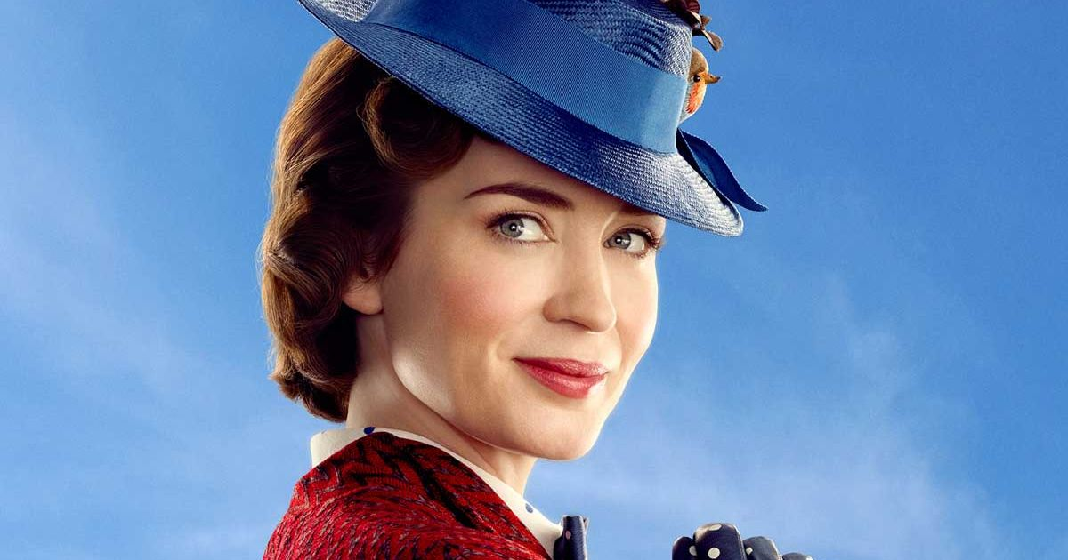 Emily Blunt on expressing milk during Mary Poppins Returns rehearsals