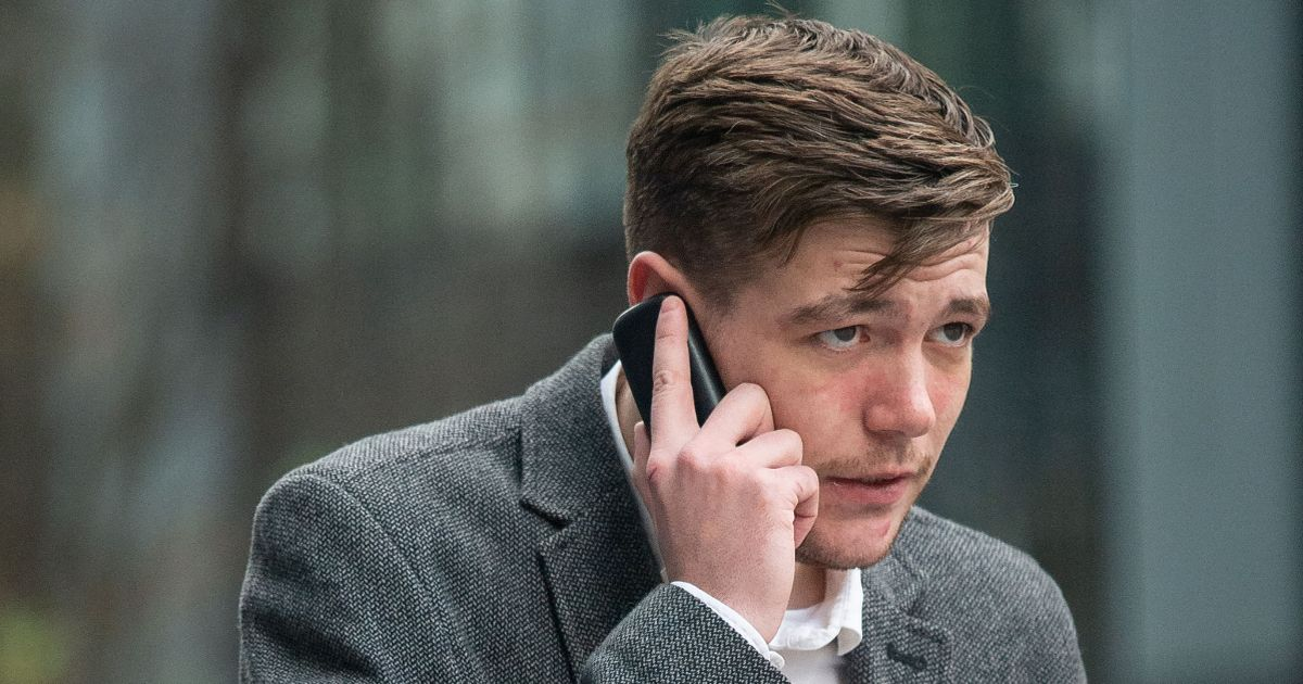 Paranoid boyfriend used sleeping partner's thumb to unlock phone and check texts
