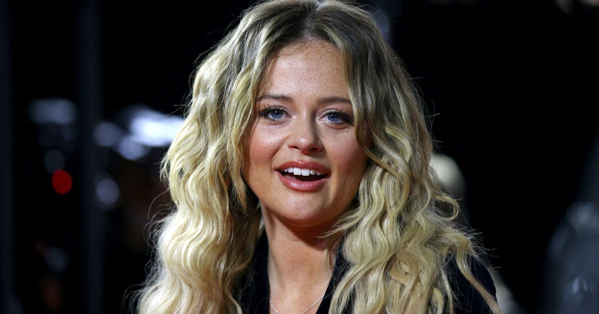 """Emily Atack told to put down burger by man who told her: """"Starvation suits you"""""""