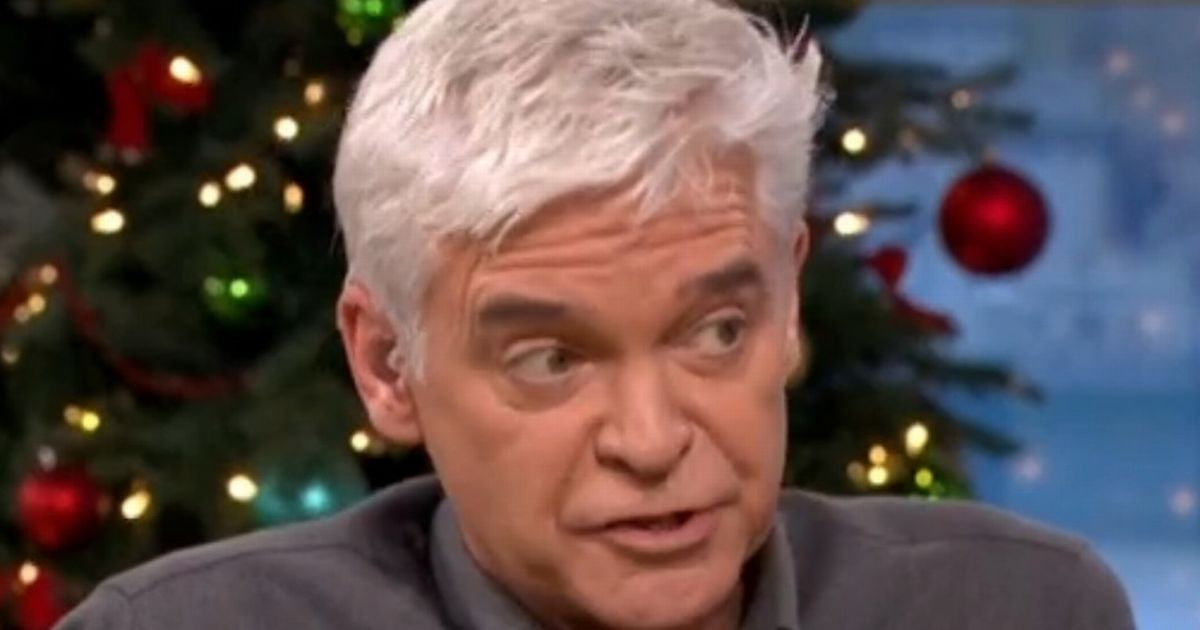 Phillip Schofield slammed for 'love-in' with Theresa May in 'biased' interview