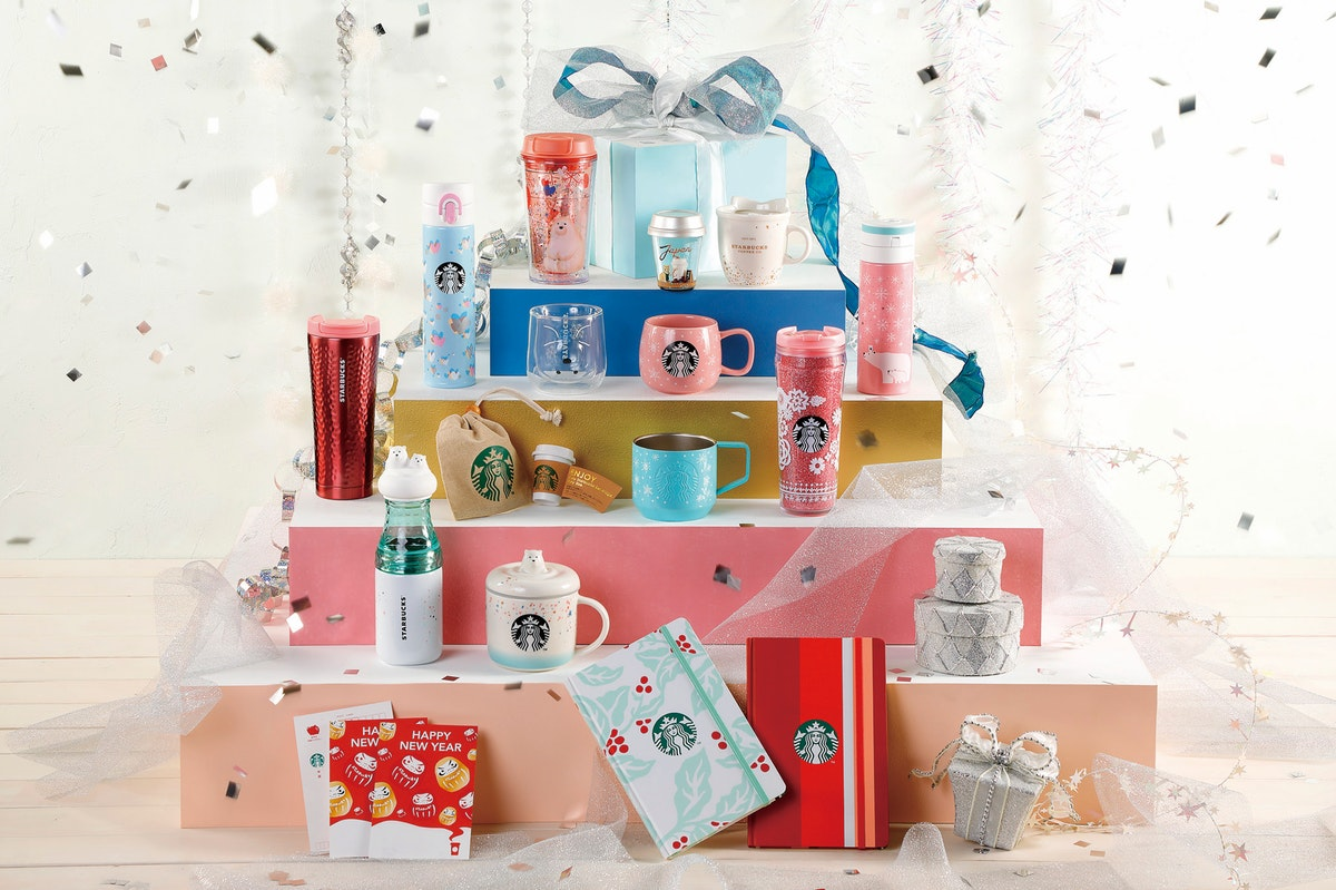 These Starbucks Holiday Gifts From Around The World Will Give You Major Wanderlust
