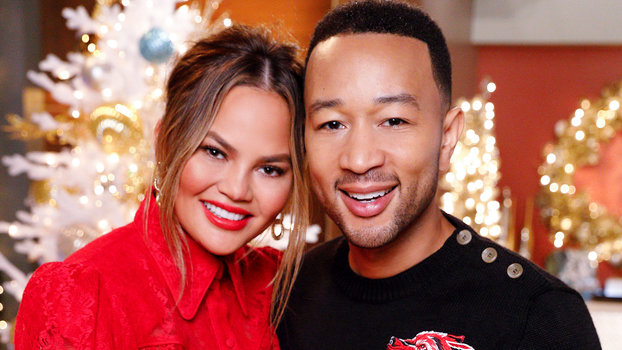 """Chrissy Teigen's Go-To Holiday Gifts, From Cash to Tom Ford """"Man Bags"""""""