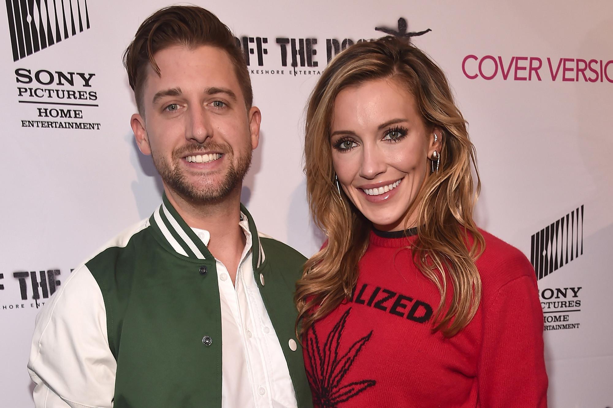 'Arrow' actress Katie Cassidy marries Matthew Rodgers