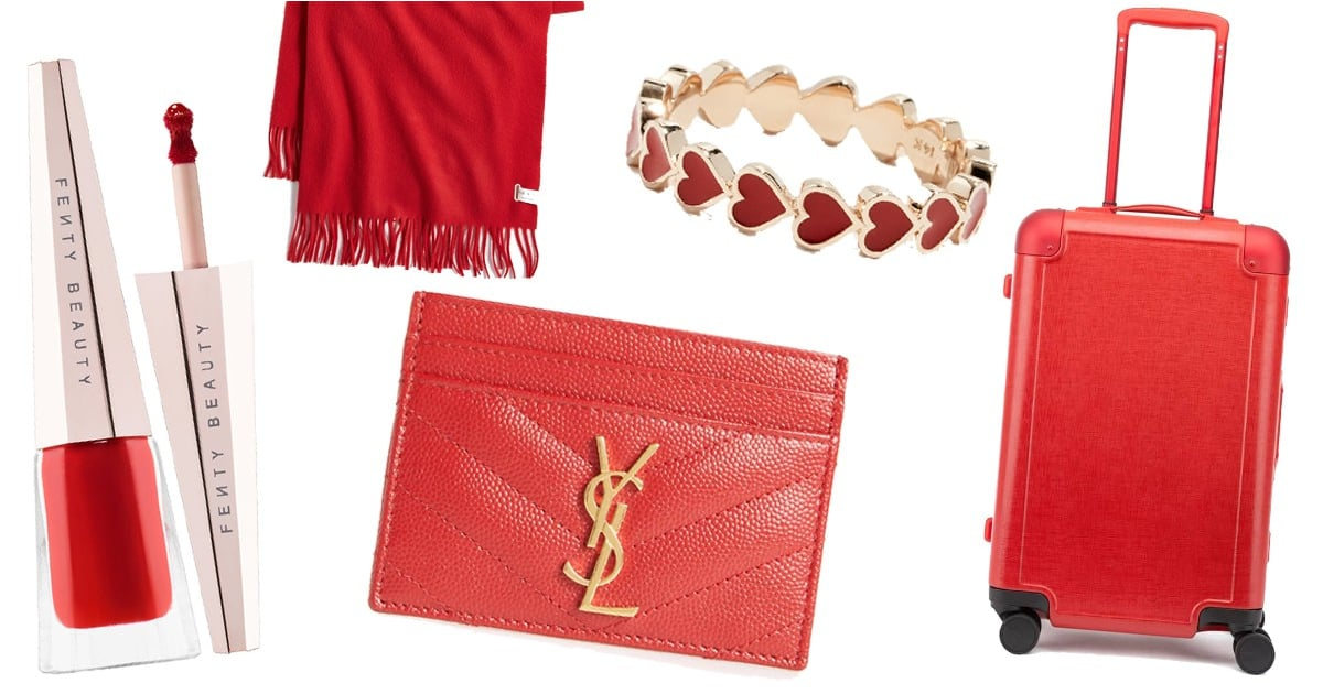 25 Perfect Red Gifts That Will Totally Melt Her Heart This Holiday