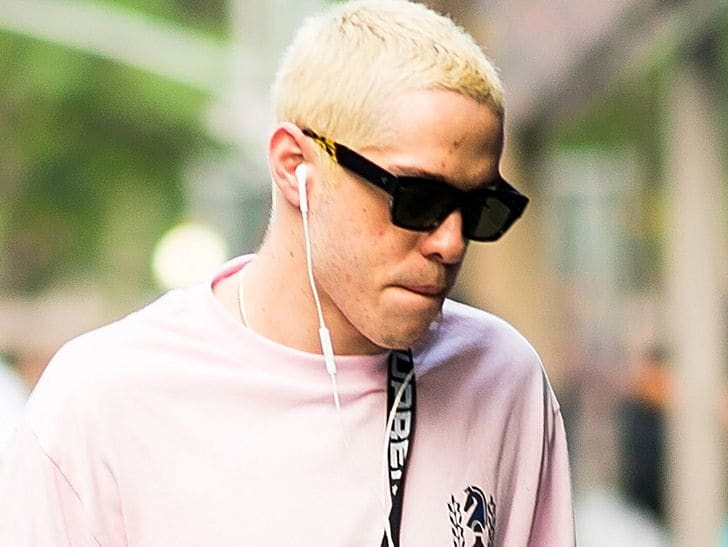 Pete Davidson Reveals He's Still in Dark Place and Thinks The World is Against Him