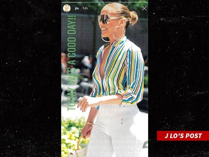 Jennifer Lopez Sued by Photographer for Posting His Pic