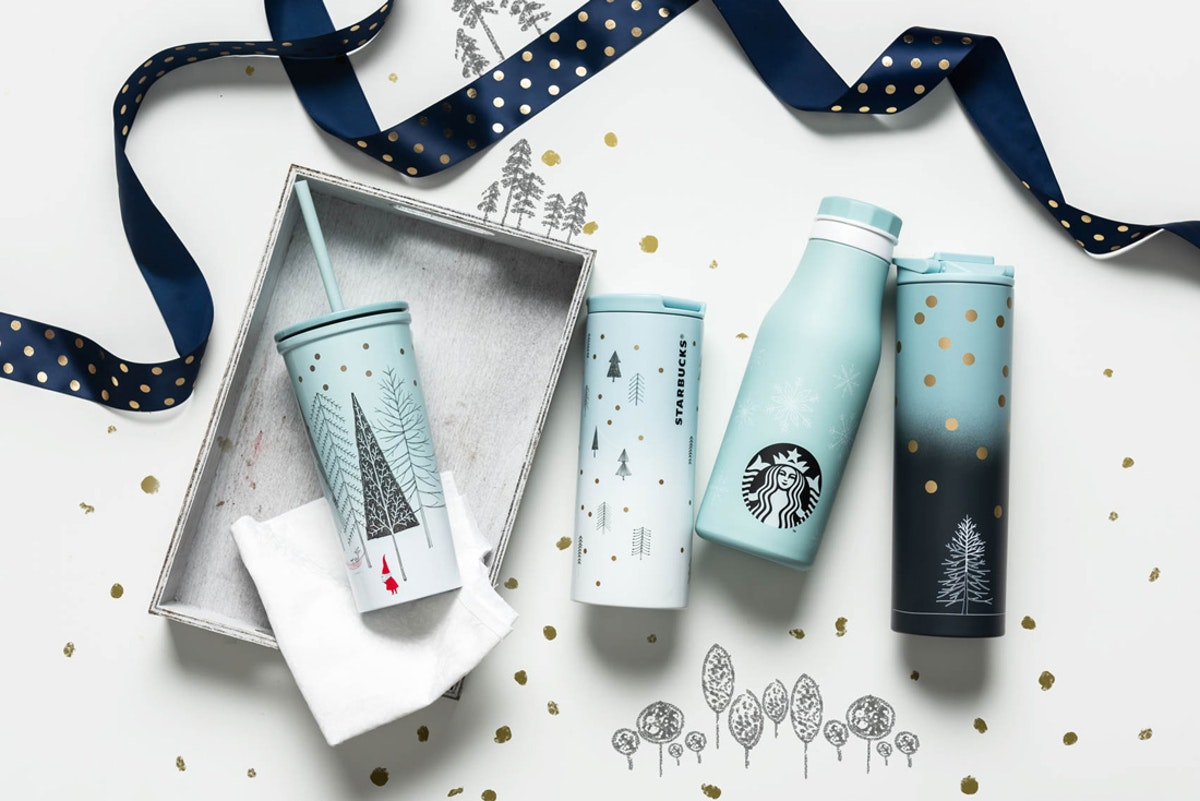 Starbucks' Full Line Of Holiday Gifts Is Instagrammable Enough To Make You Weep