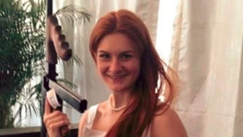 Maria Butina pleads guilty to conspiring as Kremlin agent targeting GOP, NRA