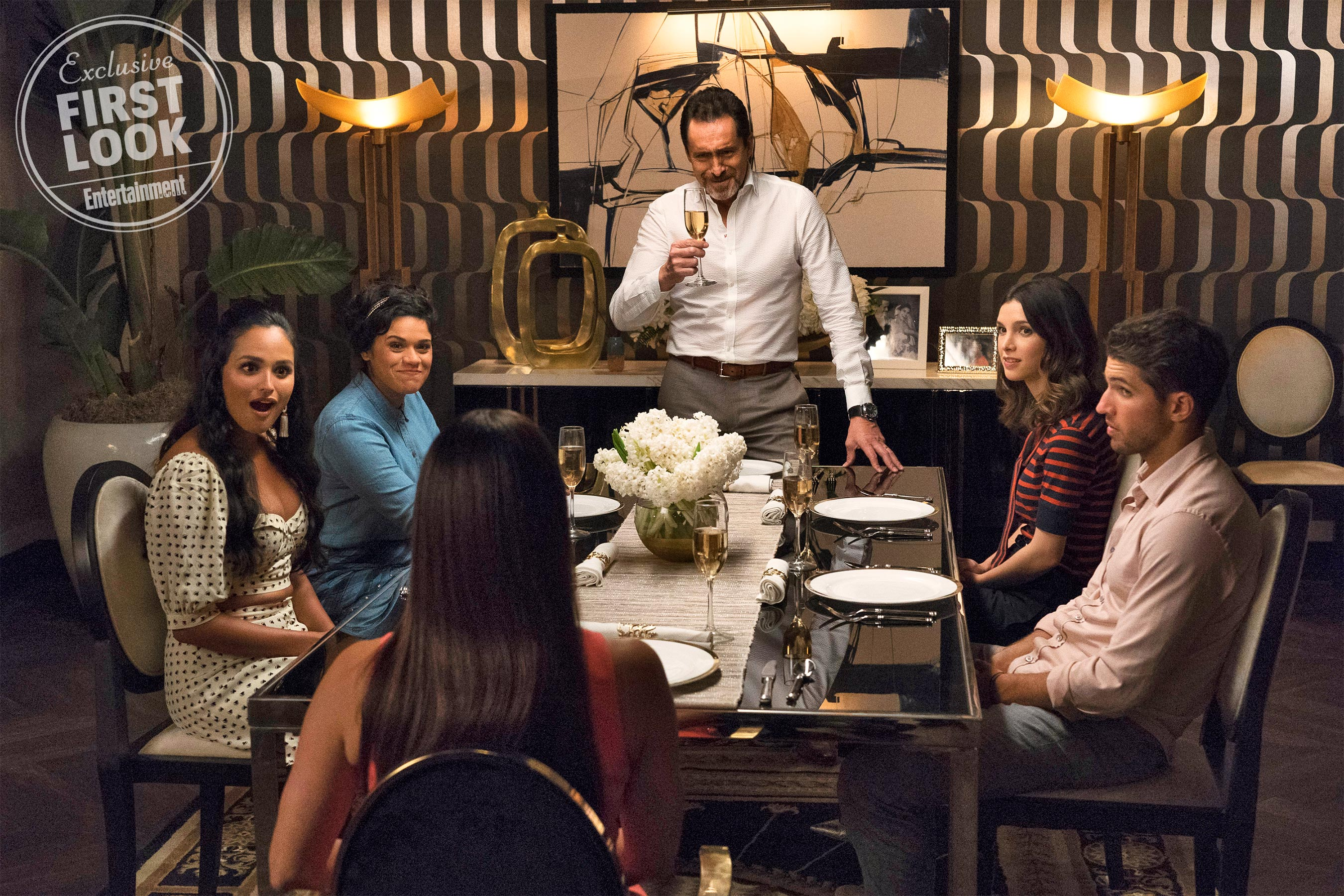 Grand Hotel: See a first look at Eva Longoria's soapy drama