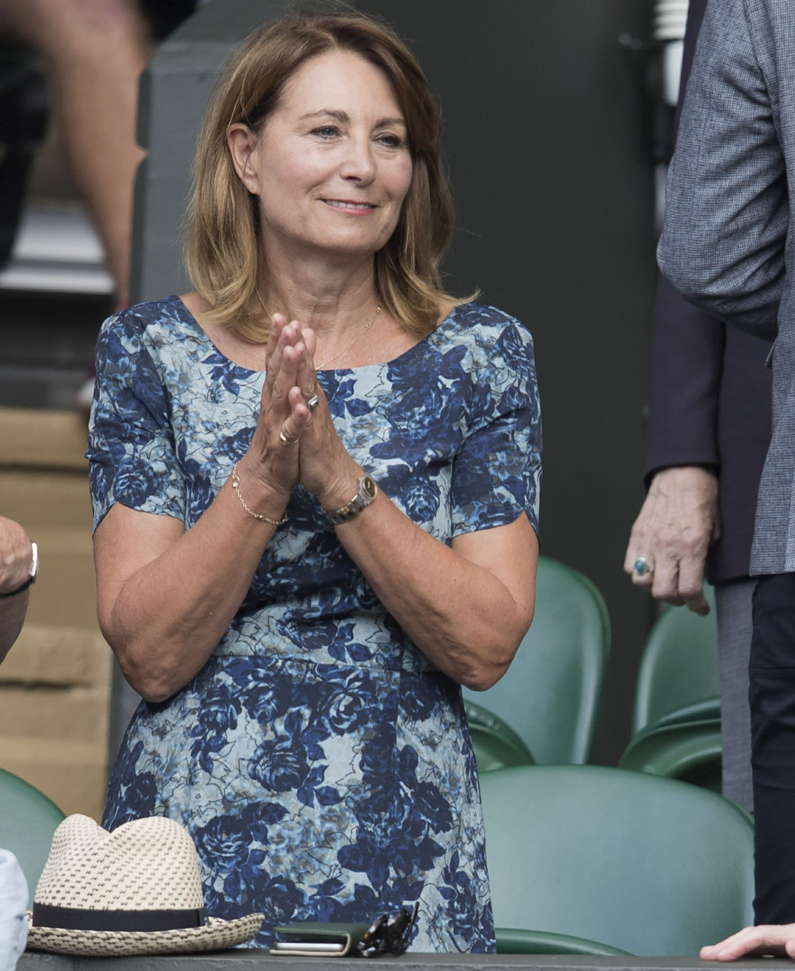 Carole Middleton: 'One of the most important qualities of a good parent is discipline'