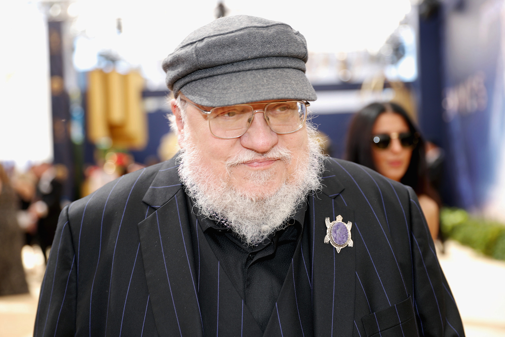 George R.R. Martin proclaims NYC pizza the best in the world