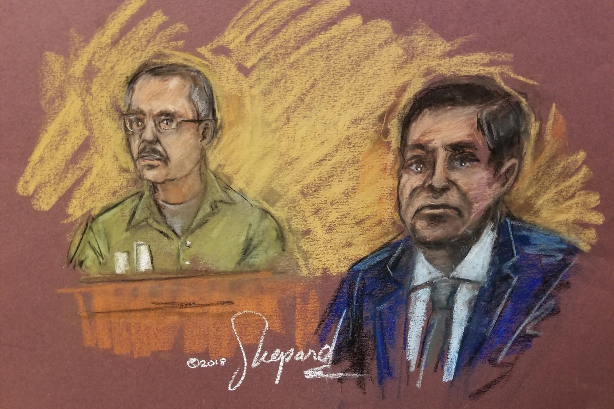 El Chapo celebrated prison escape anniversary with party