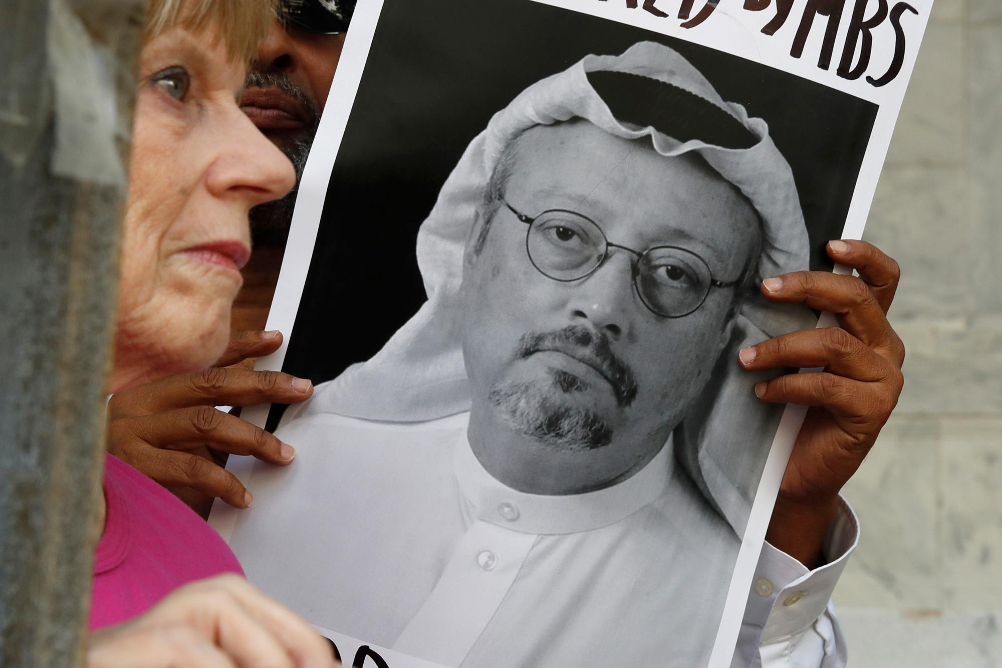 Jamal Khashoggi murder suspect was heard boasting, 'I know how to cut'