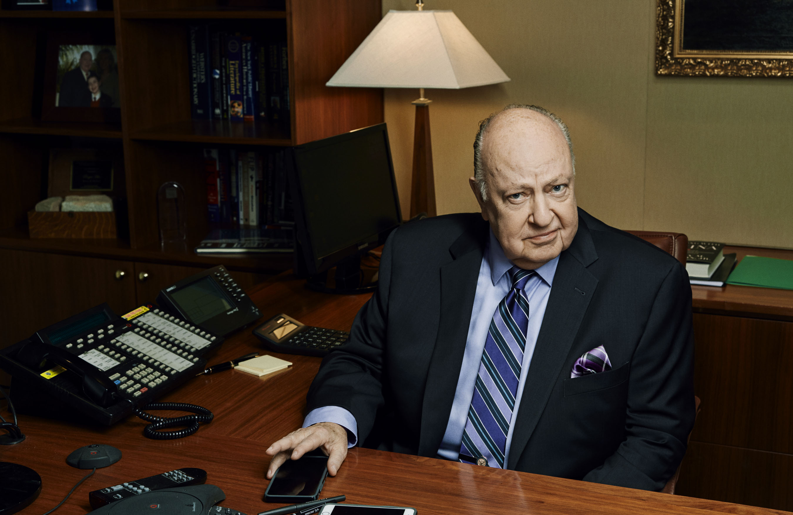 New Documentary Chronicles the Rise and Fall of Disgraced Fox News CEO Roger Ailes