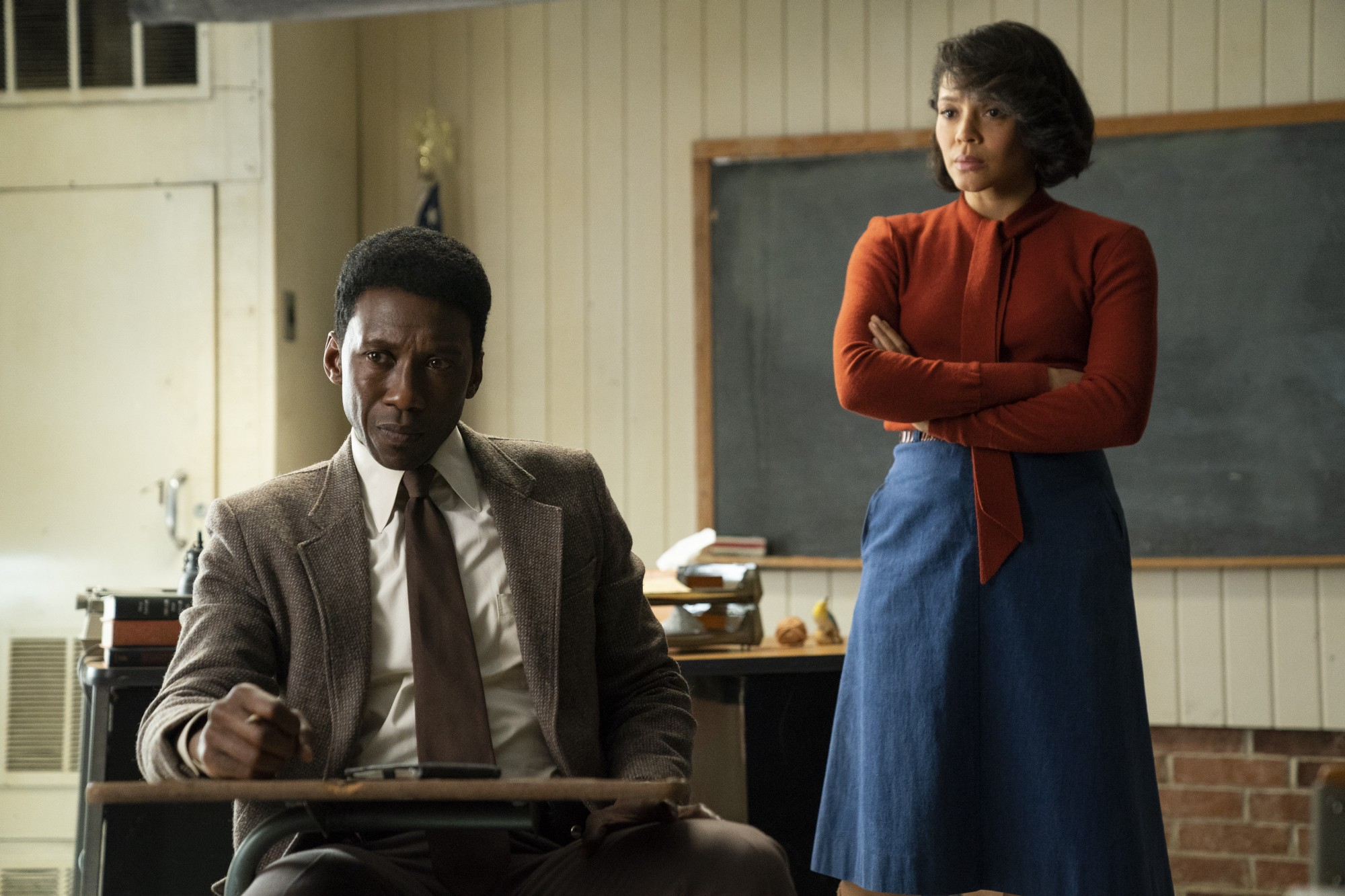 'True Detective' Season 3: New Trailer Digs Into the Romance Driving Mahershala Ali