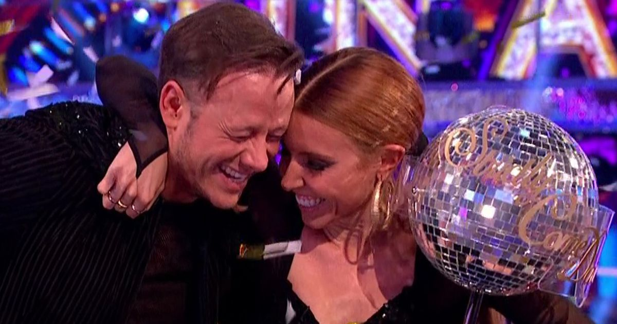 Strictly Come Dancing's Stacey Dooley loses glitterball hours after winning