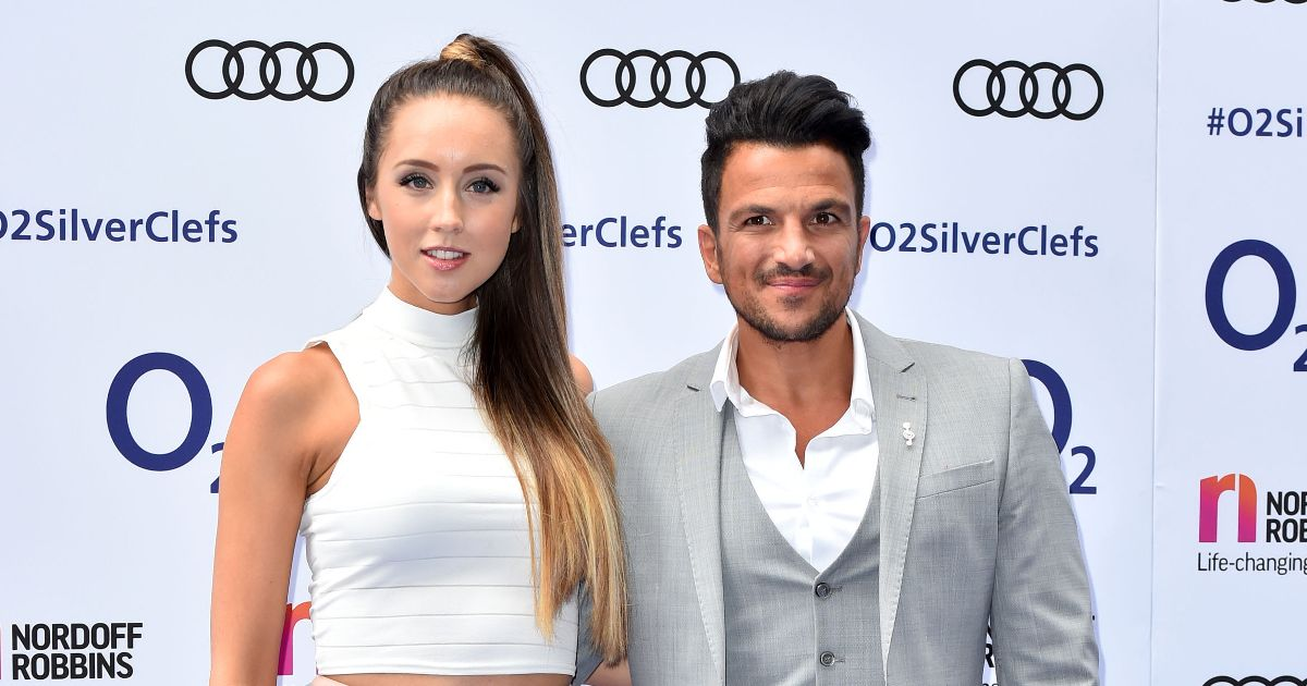 Peter Andre says he had to put in extra work to woo 'proper educated lady Emily'