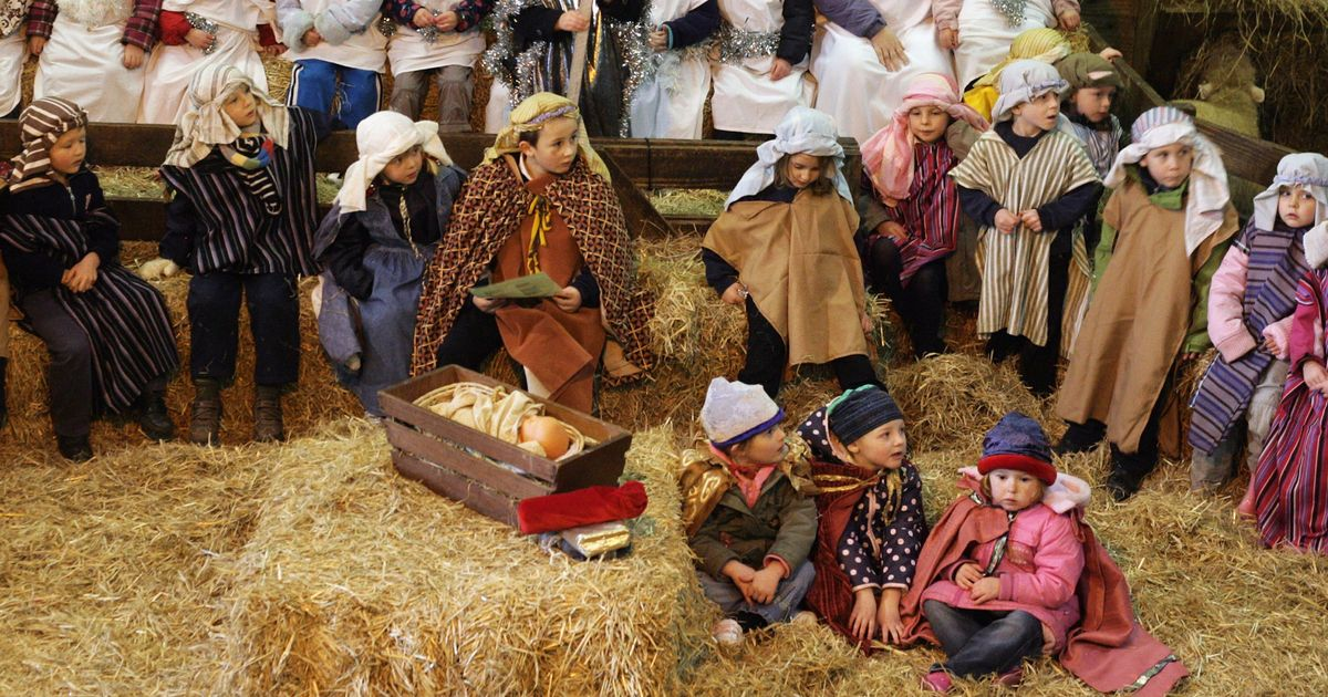 Why you could get in trouble for taking pictures of your child's nativity play