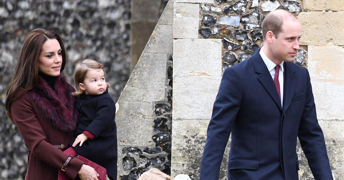 Kate Middleton lets slip George and Charlotte broke royal Christmas tradition