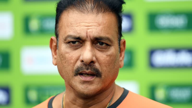 Shastri makes crude remark but India buoyed ahead of Perth Test