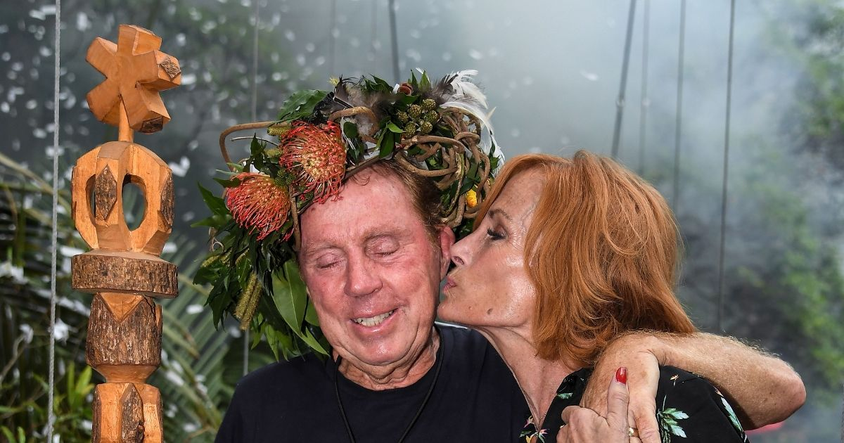 Harry Redknapp was clear favourite as I'm A Celeb voting figures are revealed