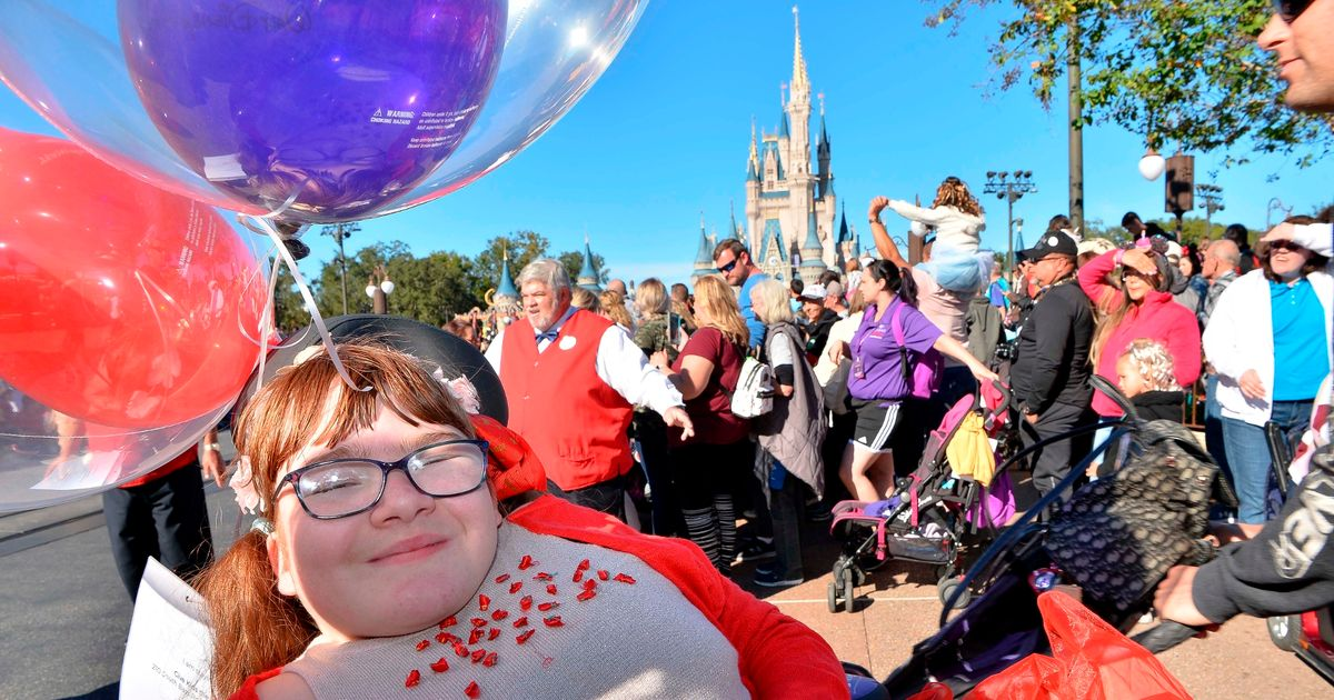 Dream Disney trip for sick girl, 11, who may never get another family holiday