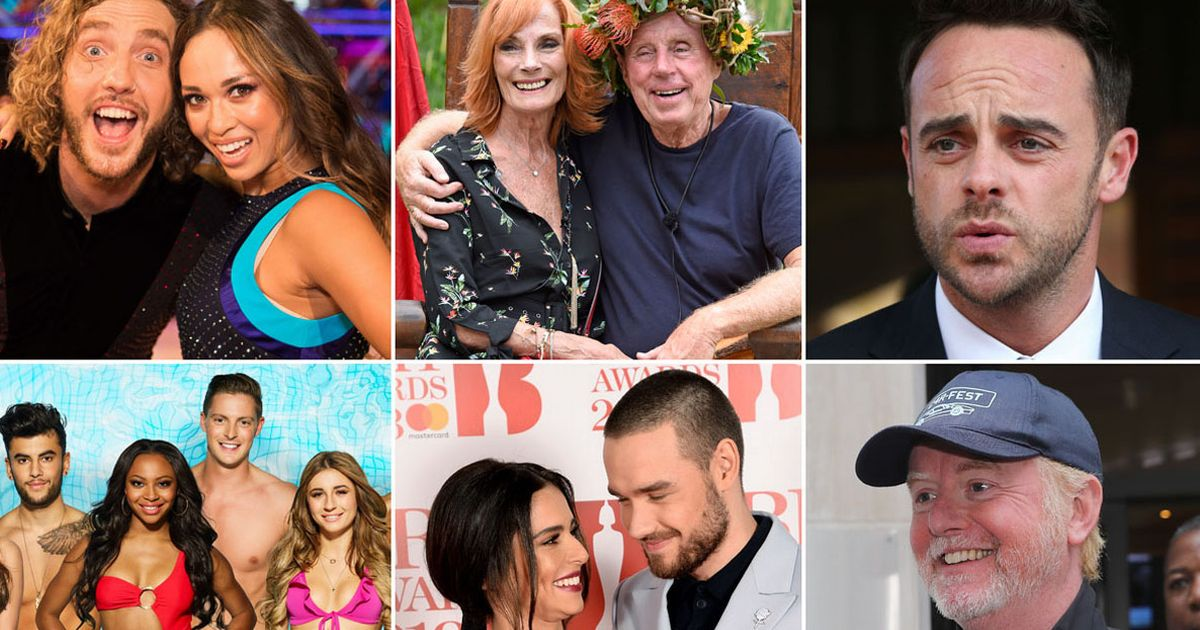 2018's celebrity winners and losers revealed – from the scandals to the spats
