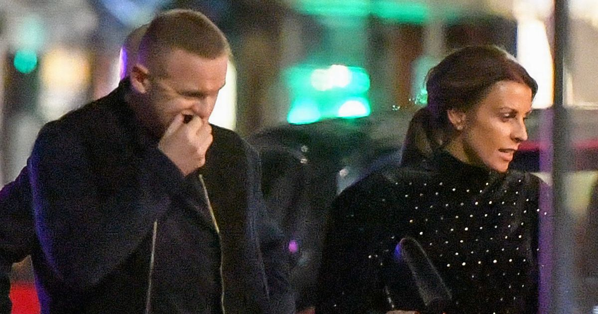 Wayne and Coleen Rooney enjoy cosy family reunion after flying home for Xmas