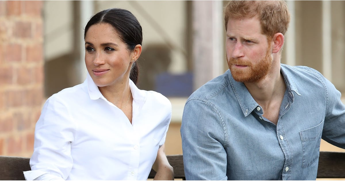 "19 Times Meghan Markle and Prince Harry Said, ""Babe, We're Twinning,"" Before Leaving the House"
