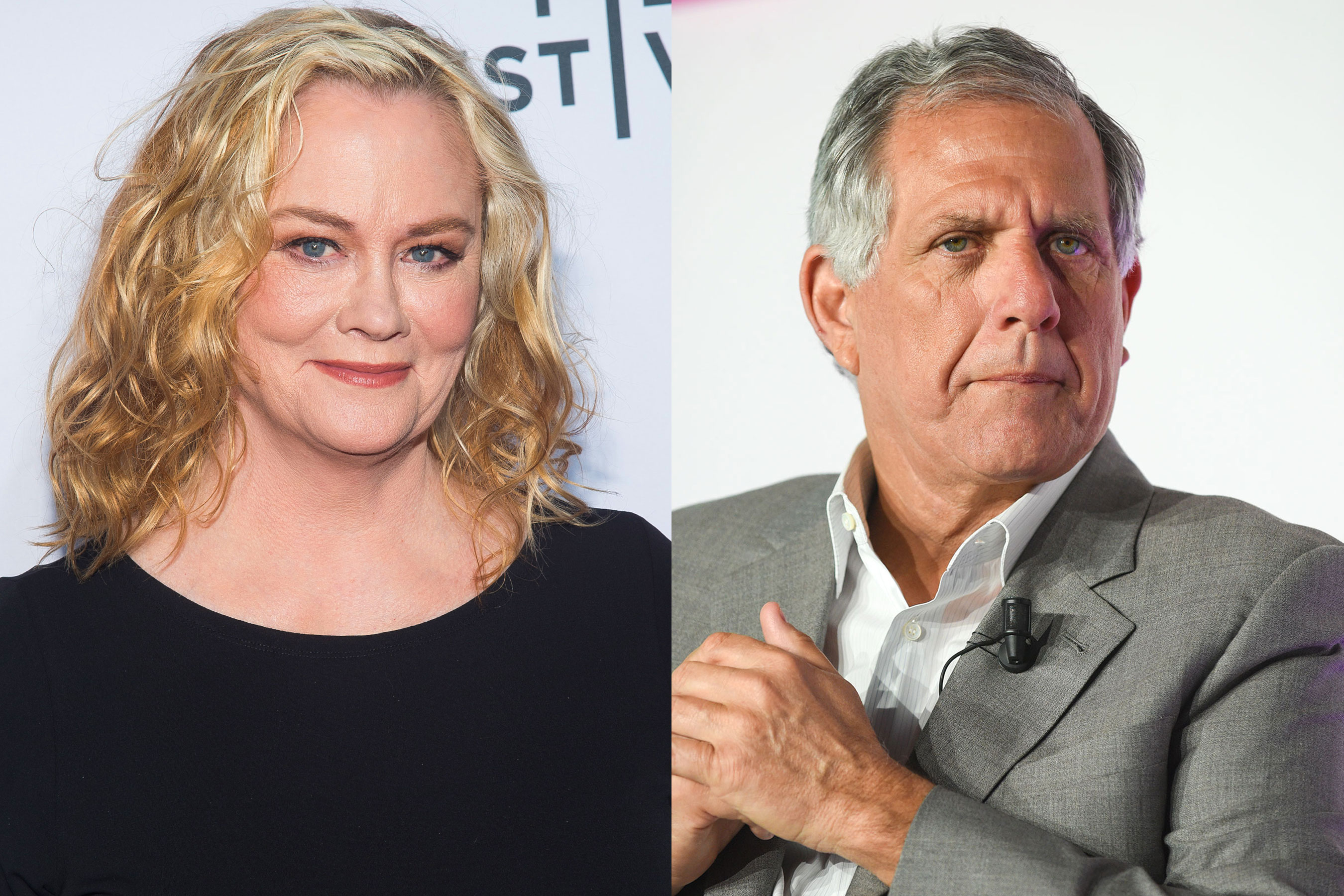 Cybill Shepherd Claims Les Moonves Derailed Her CBS Show After She Rejected Him on a Dinner Date