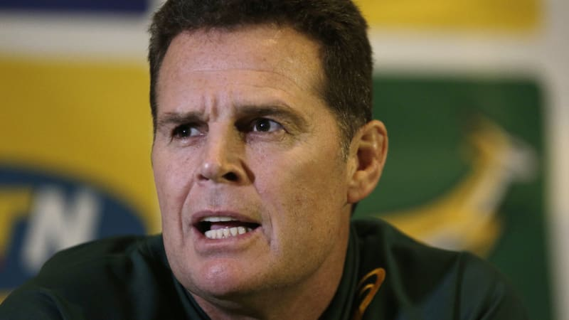Springboks coaches to work with Super Rugby teams