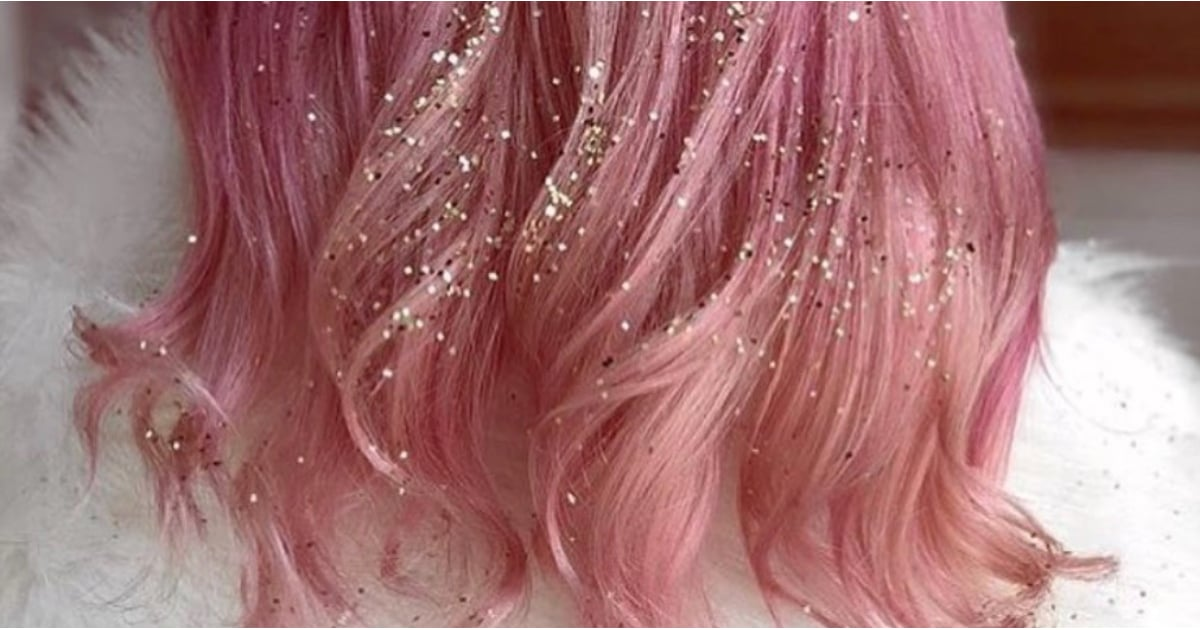 7 Glitter Hair Looks That Are Perfect For the Holidays — and So Easy to Do