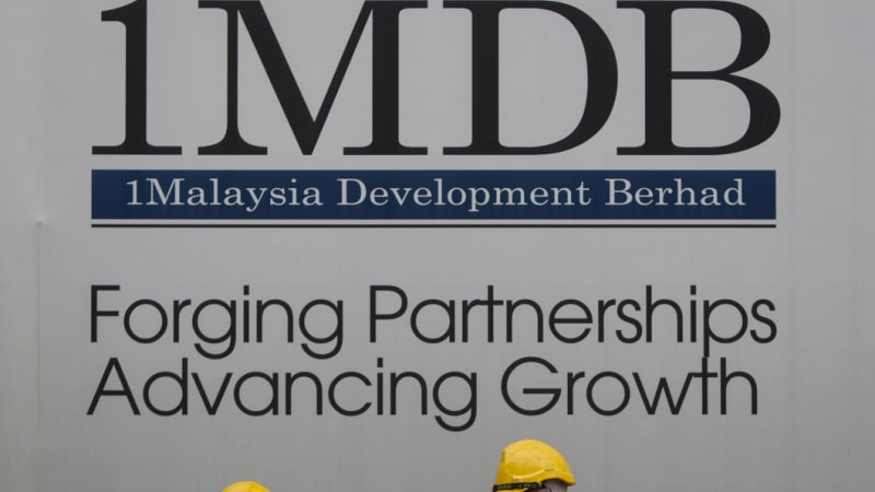 Malaysian fugitive financier, 4 others face new 1MDB charges